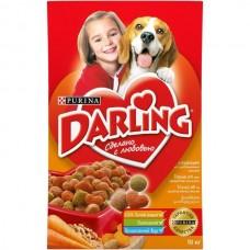 Darling,сухой корм для взрослых собак, с курицей и овощами,уп.10 кг.