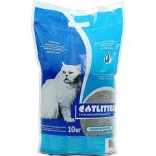 Комкующийся наполнитель для кошачьего туалета CATLITTER вес 10 кг