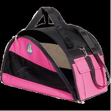 Зооник,сумка-переноска большая,полукруглая,470*230*280 мм.