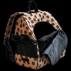 Зооник,рюкзак для переноски домашних животных,220*430*370 мм.
