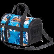 Зооник,сумка-переноска малая,170х200х300 мм.