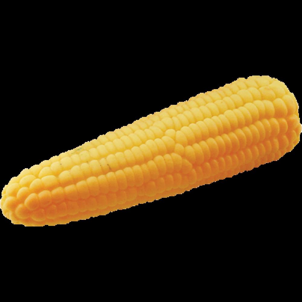"""Зооник,игрушка """"Кукуруза"""",14,5 см."""