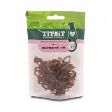 TitBit Вяленые лакомства для кошек колечки мясные,20 гр.019306