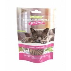 TitBit Вяленые лакомства соломка ароматная для кошек,40 гр.005149