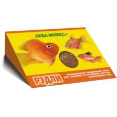 Аква меню Редли,корм хлопьевидный для рыб,11 гр.