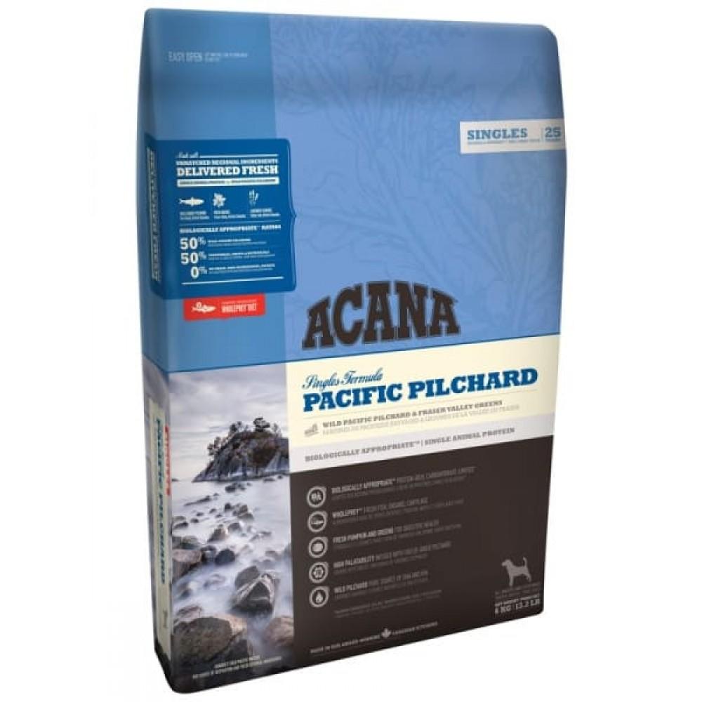 Acana Pacific Pilchard Singles 11,4 кг Акана тихоокеанская сардина