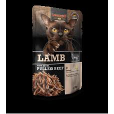 Leonardo Lamb extra pulled Beef Кусочки паштета из мяса ягненка в желе из мясного бульона 70гр