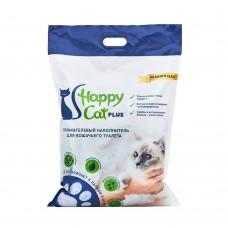 Happy Cat plus,силикагелевый наполнитель для кошек без ароматизатора,уп.3,8л.