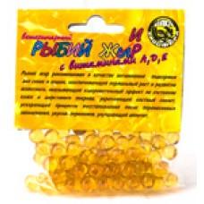 Вака рыбий жир с Омега 3,100 капсул