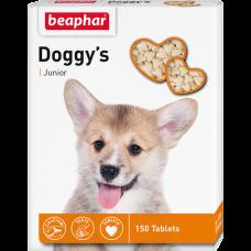 Beaphar Doggy's Junior,витаминизированное лакомство для щенков,150 таблеток