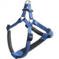 Ferplast Daytona Small,шлейка для собак малая,нейлоновая,синяя