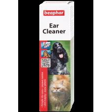 Beaphar Ear Cleaner,профилактическое средство для чистки ушей животных,50 мл.