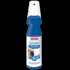 Beaphar Cat Toilet Deodorant,спрей-дезодорант для кошачьих туалетов,150 мл.
