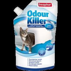 Beaphar Odour Killer,уничтожитель запаха для кошачьих туалетов,400 гр.