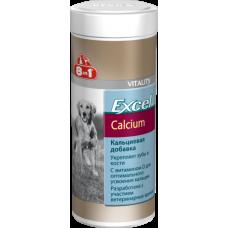 8in1 Excel Calcium,витамины с кальцием для собак,уп.470 таблеток