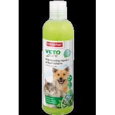 Биошампунь Veto Pure Shampoo от паразитов для кошек и собак, Beaphar - 250 мл