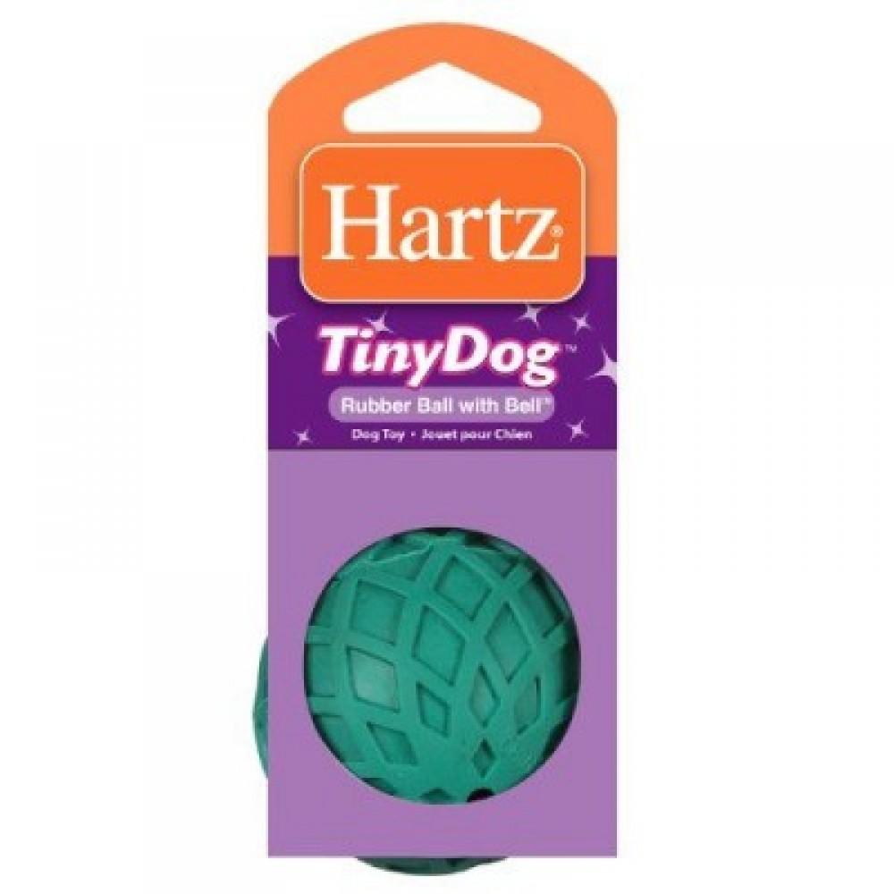 Hartz Tiny Dog Ball,мячик для миниатюрных собак с бубенчиком